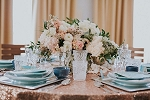 May 3, 2017 - Wedding Series Centerpieces and Table Accents
