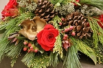 December 17, 2016 - Holiday Evergreens & Flowers Class & Tour Combined