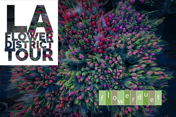 April 18, 2020 - Flower Mart Tour