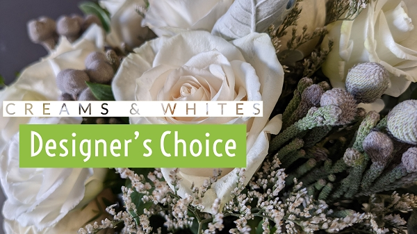 Designer's Choice Whites and Creams