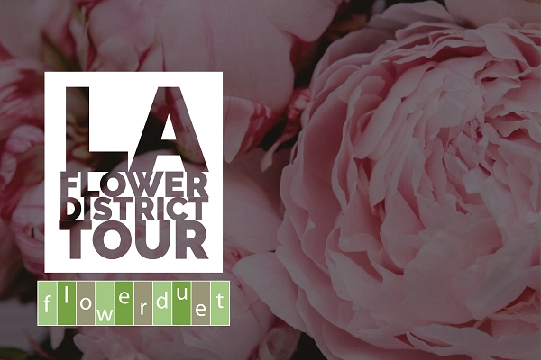 June 13, 2020 - Flower Mart Tour