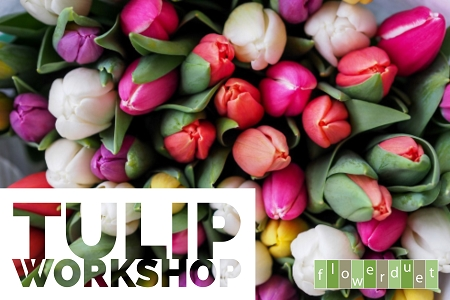 May 11, 2019 – Tulips for Mother's Day