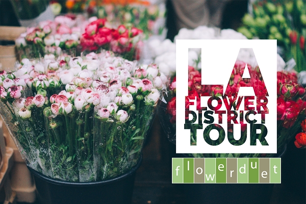 March 21, 2020 - Flower Mart Tour