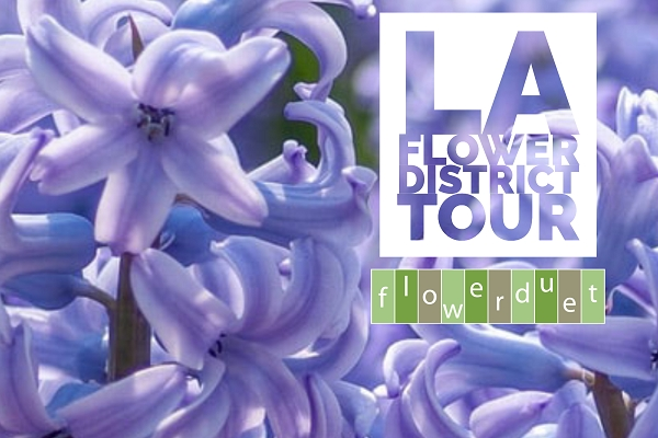 May 16, 2020 - Flower Mart Tour