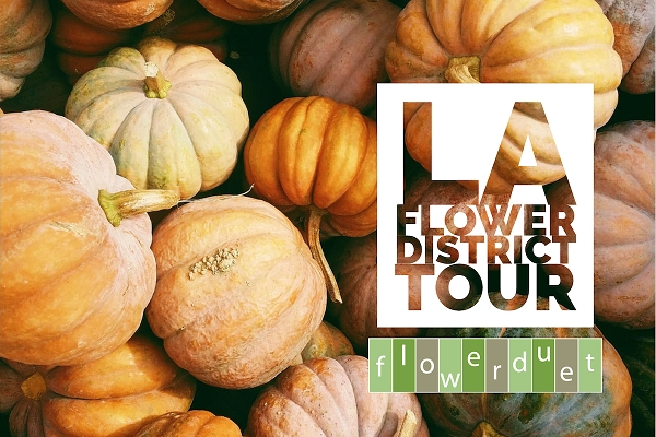 October 17, 2020 - Flower Mart Tour