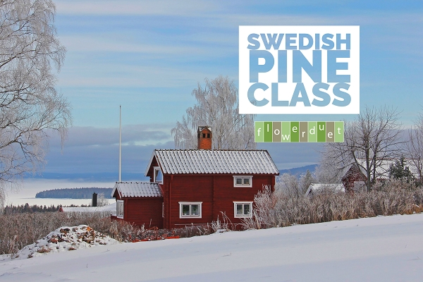 December 11, 2021 - Sweden Pine Class - IN-PERSON OR ONLINE + SUPPLIES