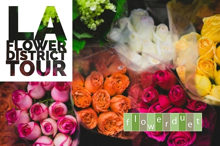 FEB 9 2019 - February Flower Mart Tour