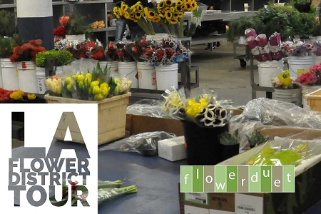 Jan. 12, 2019 - January Flower Mart Tour