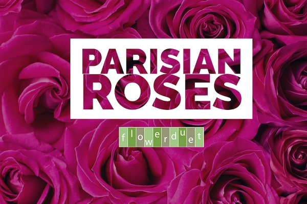 JUNE 19, 2021 - Parisian Roses - IN-PERSON OR ONLINE + SUPPLIES