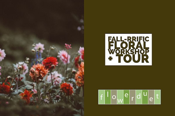 October 12, 2019 - Fall, Tall & Terrific + TOUR Combo